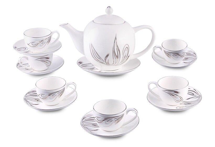 Bộ ấm chén trà Sứ Xương Thái Phương Anh 142591