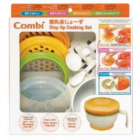 Bộ ăn dặm Combi, Bộ chế biến thức ăn dặm Combi (BC 003)