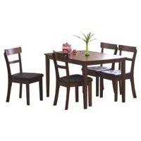 Bộ bàn ăn 4 ghế Chonoithat HW341