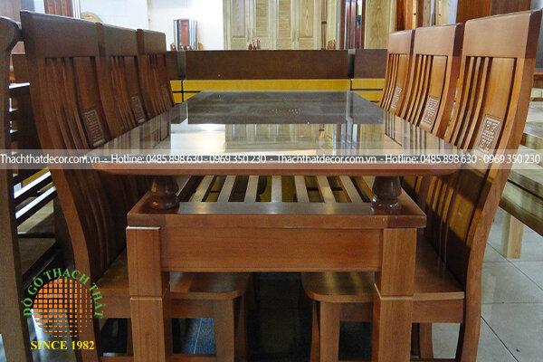Bộ bàn ăn 6 ghế EPA-101