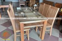 Bộ bàn ăn 6 ghế EPA-127