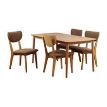 Bộ bàn ăn Bella Sofa HB014 120 x 75 x 70 cm