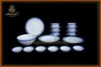 Bộ bàn ăn Chim Lạc 22001 22sp
