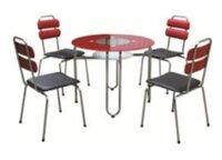 Bộ bàn ăn Hòa Phát B39+G39