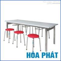 Bộ bàn ăn khu công nghiệp Hòa Phát BA01S16