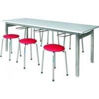 Bộ bàn ăn khu công nghiệp Hòa Phát V095I (V095-I)