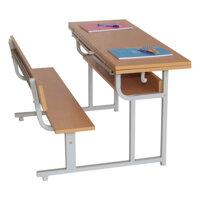 Bộ bàn ghế học sinh bán trú Hòa Phát BBT102