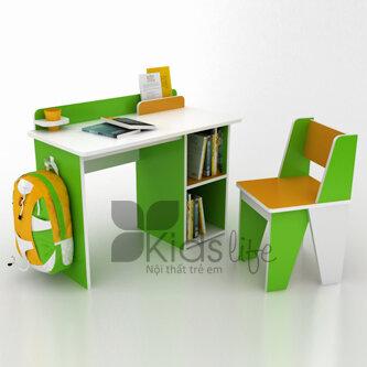 Bộ bàn ghế học sinh Kidslife BH12