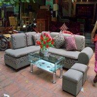 Bộ bàn ghế Sofa phòng khách SF150
