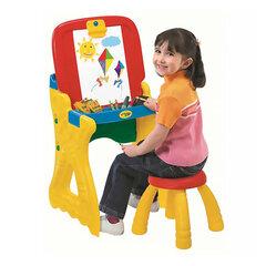 Bộ bàn ghế vẽ Crayola