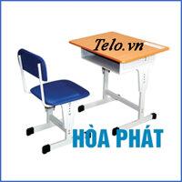 Bộ bàn học sinh Hòa Phát BHS 03