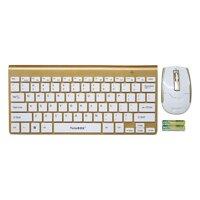 Bộ bàn phím + chuột không dây Telebox TS700