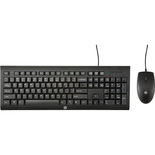 Bộ bàn phím và chuột không dây HP C2500