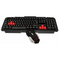 Bộ bàn phím và chuột không dây HK6700