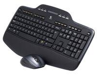 Bộ bàn phím và chuột không dây Logitech MK710