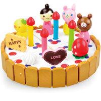 Bộ bánh sinh nhật Mother Garden 77A