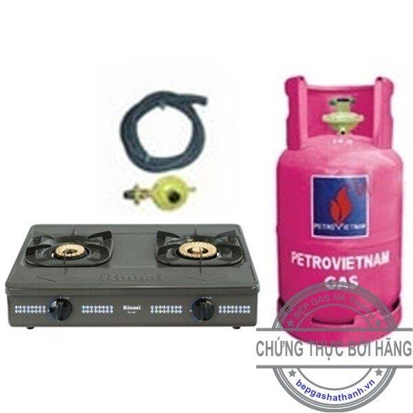 Bộ bếp gas đôi Rinnai RV-365/367(G)