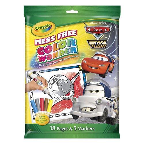 Bộ Bút Giấy Tô Màu Color Wonder CRAYOLA 752134A011