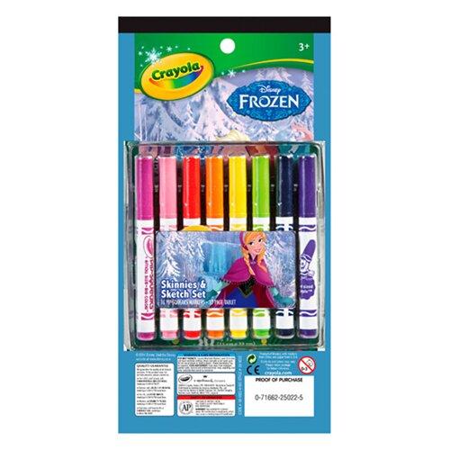 Bộ bút giấy tô màu Crayola 5850220000