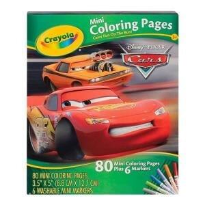 Bộ bút và giấy tô màu Crayola 044336L000
