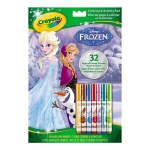 Bộ bút và giấy tô màu Crayola 0459000000