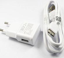 Bộ Cáp + Adapter Sạc Micro USB Samsung