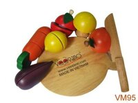 Bộ cắt hoa quả Veesano VM95