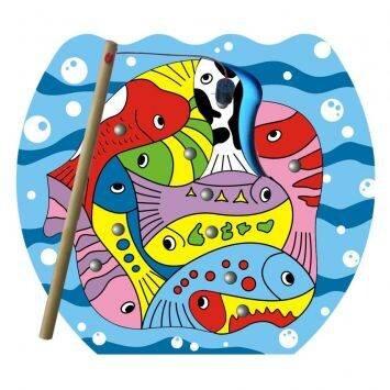 Bộ câu cá gỗ Winwintoys 62362