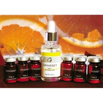 Bộ chăm sóc dưỡng trắng Vitamin C