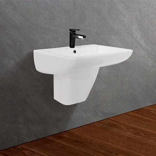 Bộ chậu rửa Lavabo treo tường Viglacera VI61