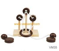 Bộ chơi thử trí thông minh Veesano VM35