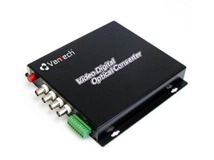 Bộ chuyển cáp quang Vantech VTF-04