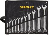 Bộ cờ lê vòng miệng 12 chi tiết Stanley STMT80943-8