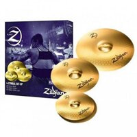 Bộ Cymbal Zildjian PLZ4PK