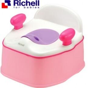 Bô đa năng Richell RC46781 (hồng)