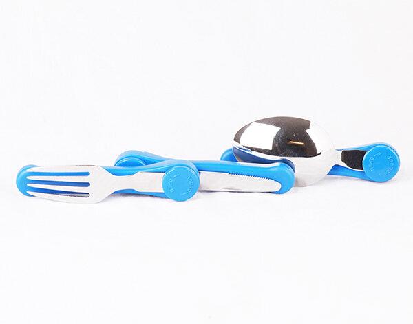 Bộ dao dĩa du lịch nhựa