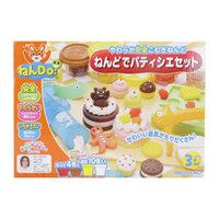 Bộ đất nặn làm bánh ngọt Nendo Nhật Bản