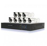 Bộ đầu ghi hình camera IP 8 kênh Vantech VPP-02B