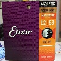 Bộ Dây Đàn Guitar Acoustic Elixir 16052