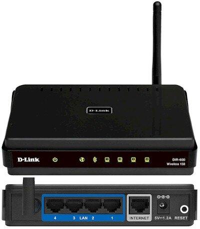 Bộ định tuyến không dây D-LINK DIR-600
