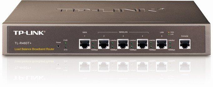 Bộ định tuyến TP-LINK TL-R480T+