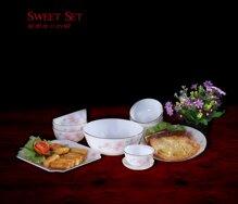 Bộ đồ ăn 11 chi tiết Sweet Set P11