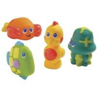 Bộ đồ chơi 4 sinh vật biển Safety 1st BA018