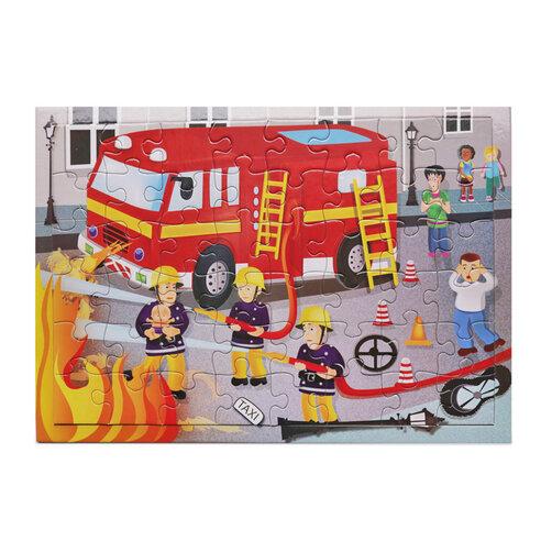 Bộ đồ chơi anh hùng biển lửa Woody