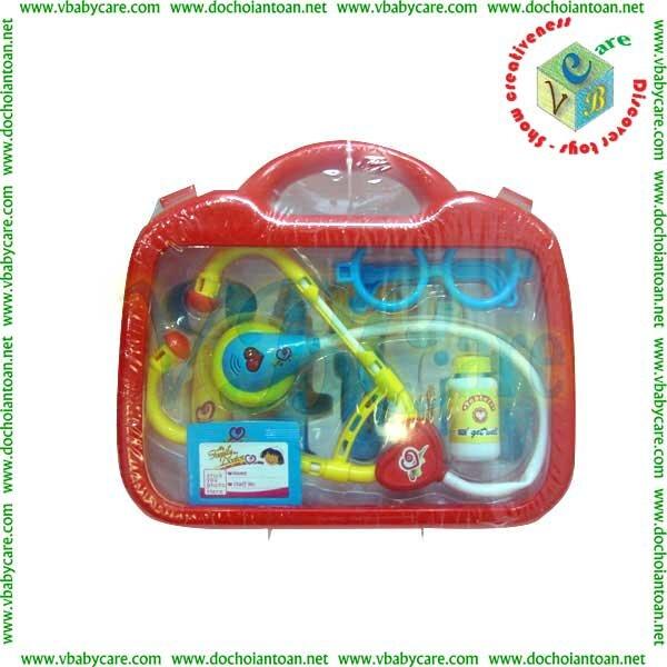 Bộ đồ chơi bác sĩ dùng pin