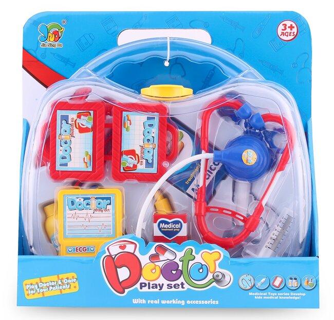 Bộ đồ chơi bác sỹ Paktattoys HSP801534