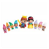 Bộ đồ chơi Bạch tuyết và 7 chú lùn Pinypon 700012750