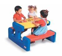 Bộ Đồ chơi bàn ghế dã ngoại Little Tikes LT466800060