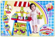 Bộ đồ chơi bán hàng hoa quả cao cấp BBT Global 008-52