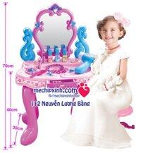 Bộ đồ chơi bàn trang điểm cho bé